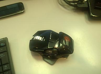 R.A.T.M ワイヤレスマウス MC-RME-BK