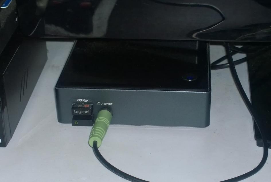 小型PC GIGABYTE BRIX Corei7搭載 GB-BXI7-4500