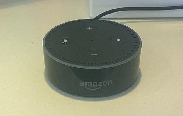 Amazon Echo Dot (Newモデル)ブラック:DW230