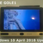 Windows 10 April 2018 Update:GOLE GOLE1