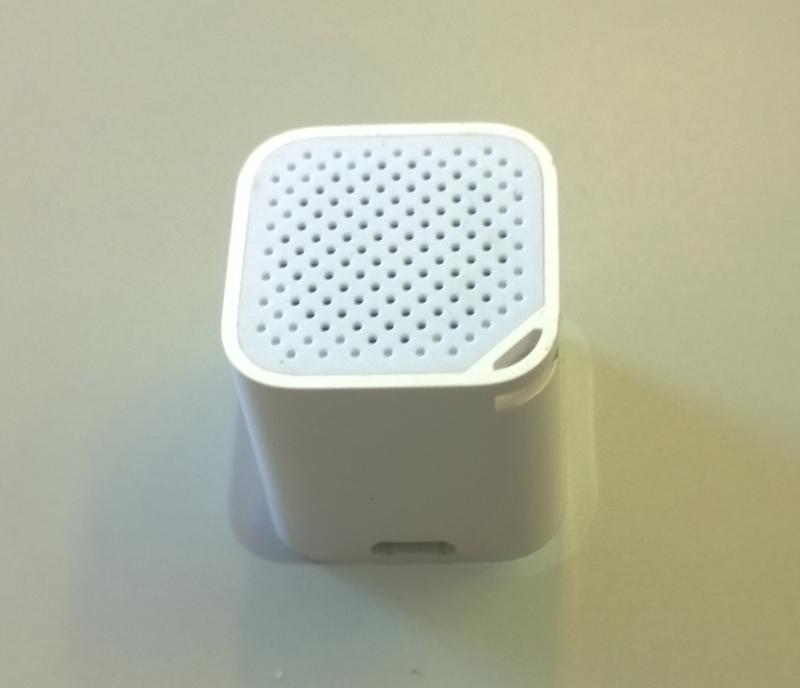 超小型 Bluetooth スピーカー VLNSMTBX2W :DW230