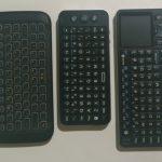 小型キーボード Xmony H20 ARMOWKY1 RT-MWK06 比較:DW230