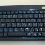 ELECOM Bluetoothキーボード TK-GMFBP043BK:DW230