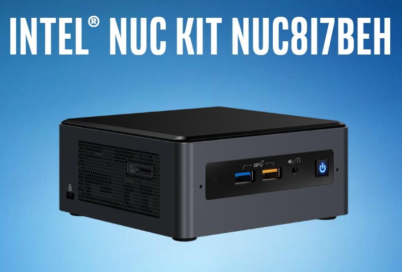 インテル NUC キット NUC8i7BEH